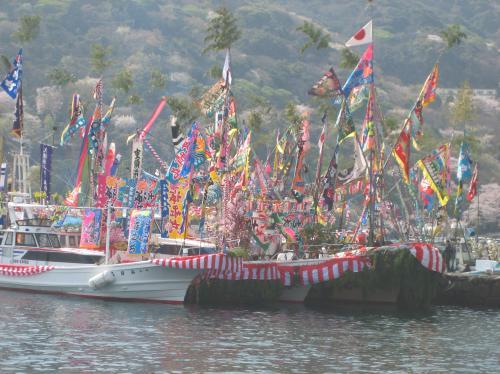 駿河湾の奇祭!大瀬祭り